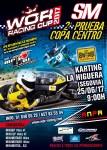 2ª Prueba Copa Centro ANPA velocidad -Kartpetania- 2017