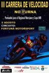 Cartel de 3ª prueba Copa IMR Racing