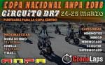 1ª Copa Naciona y Copa Centro 2018