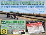 3ª Copa Centro y 2ª Copa Sur 2018 AF Karting (Tomelloso)