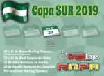 SUSPENDIDA 3ª Copa Sur en Karting Sevilla 2019