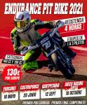 Cartel de I Prueba Nacional Endurance Pit Bike 2021
