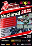 Cartel de IV Prueba Copa Rodicar 2021- Karting Campillos