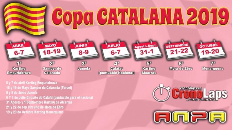 Calendario Copa.Calendario Copa Catalana 2019 Asociacion Nacional De Pilotos